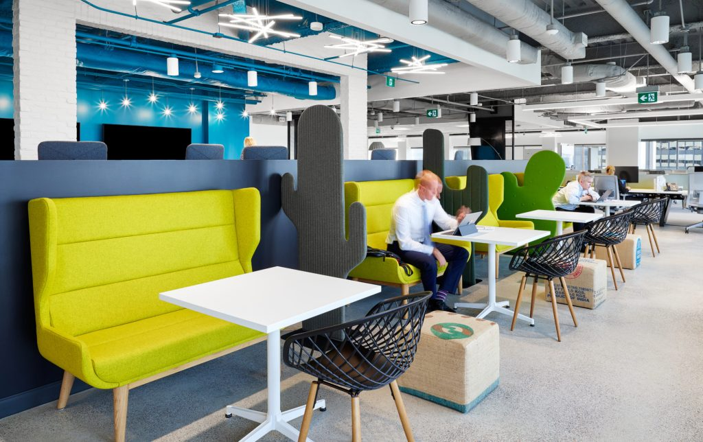 5 Office Trends that will Grow in 2017 - HidecorHidecor